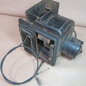 Blower unit + motor