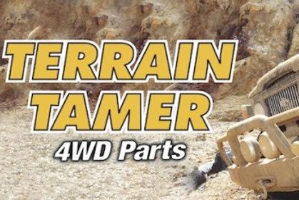 Terrain Tamer 4WD shop