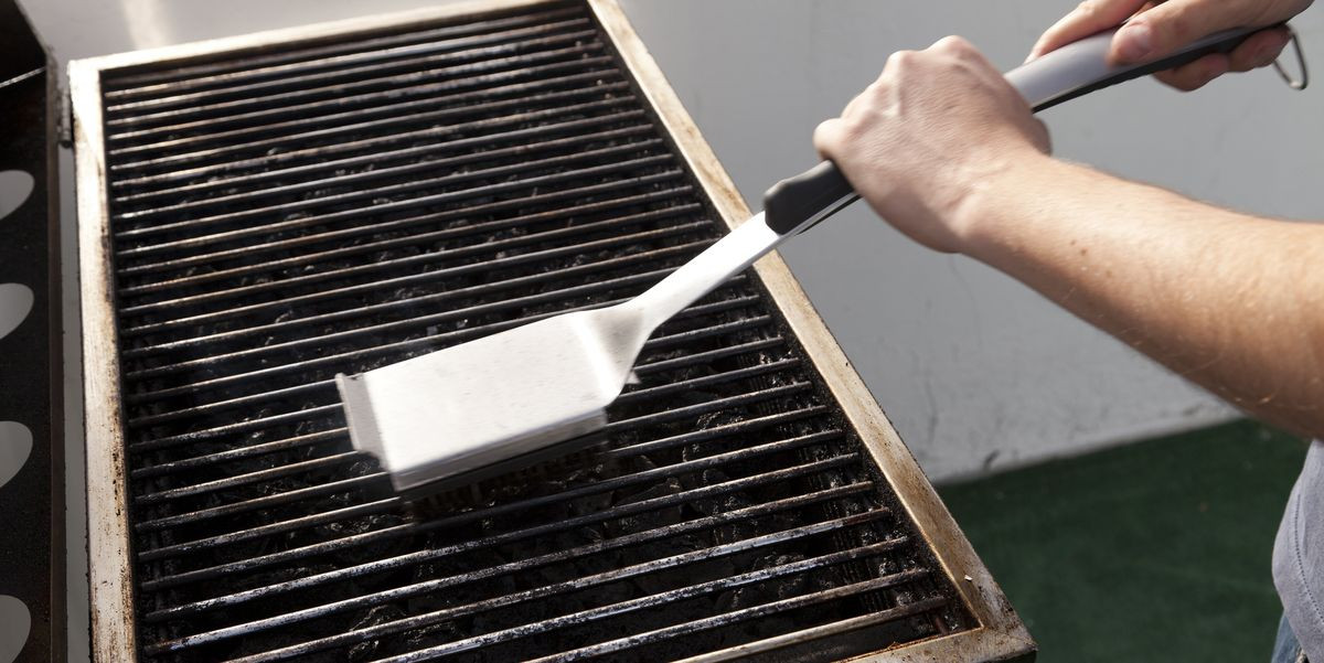 cleaning-the-grill-royalty-free-image-16