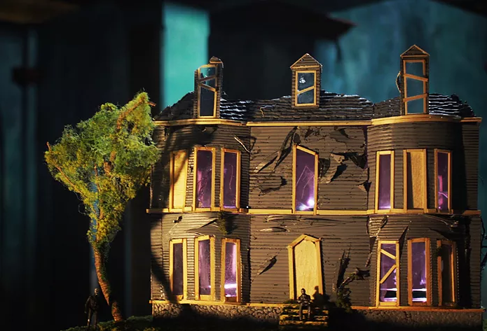 The Crow - Built Home