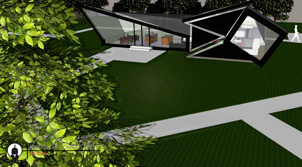 Architectural Residental Home