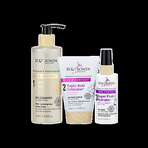 3 Step Skincare System™