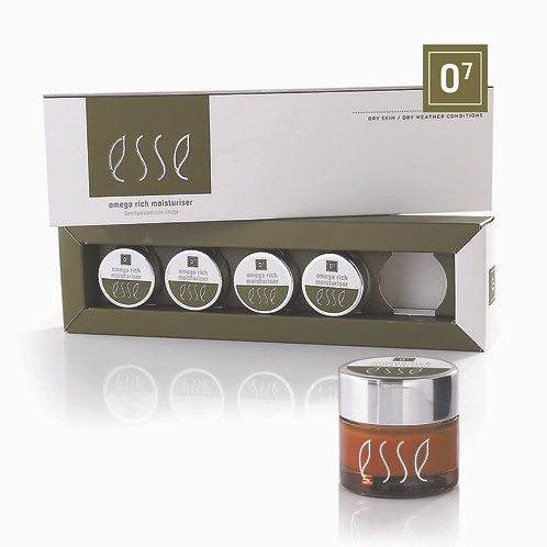 Omega Rich Moisturiser (5 x 10 ml)