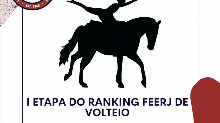I ETAPA DO RANKING DE VOLTEIO