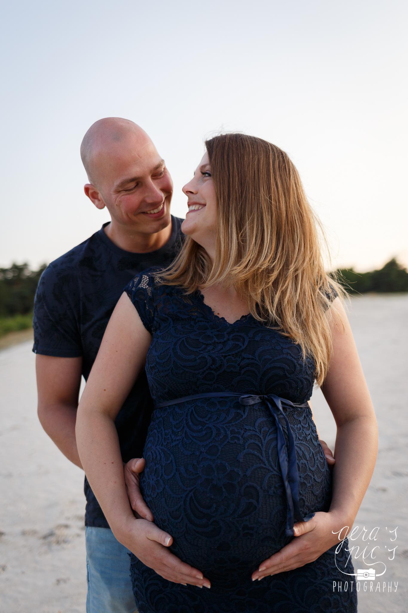 zwangerschapsshoot Gera's Pic's Photography Brunssum-4