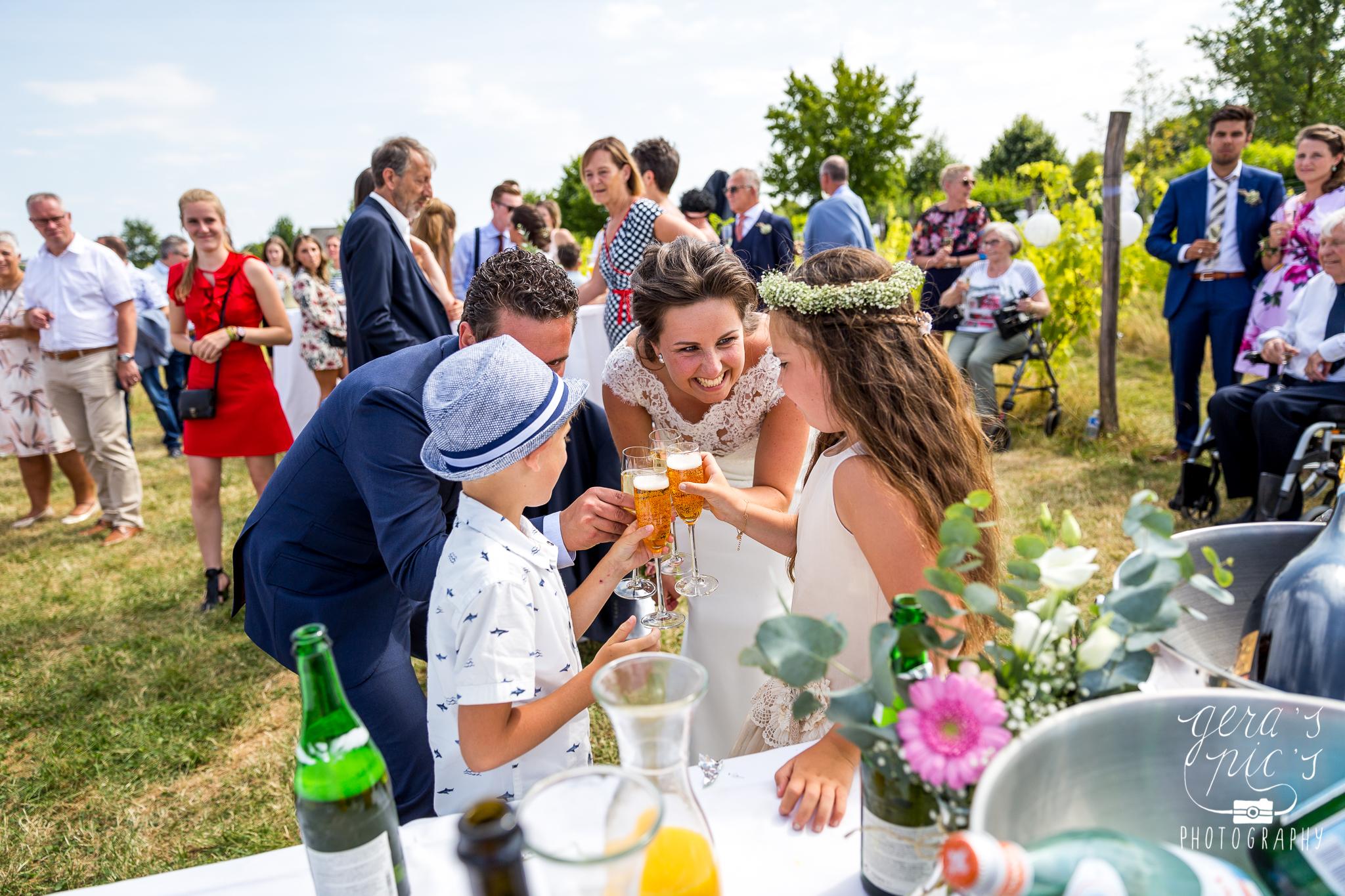 wedding Sharonne & Daan Gera's Pic's Pho