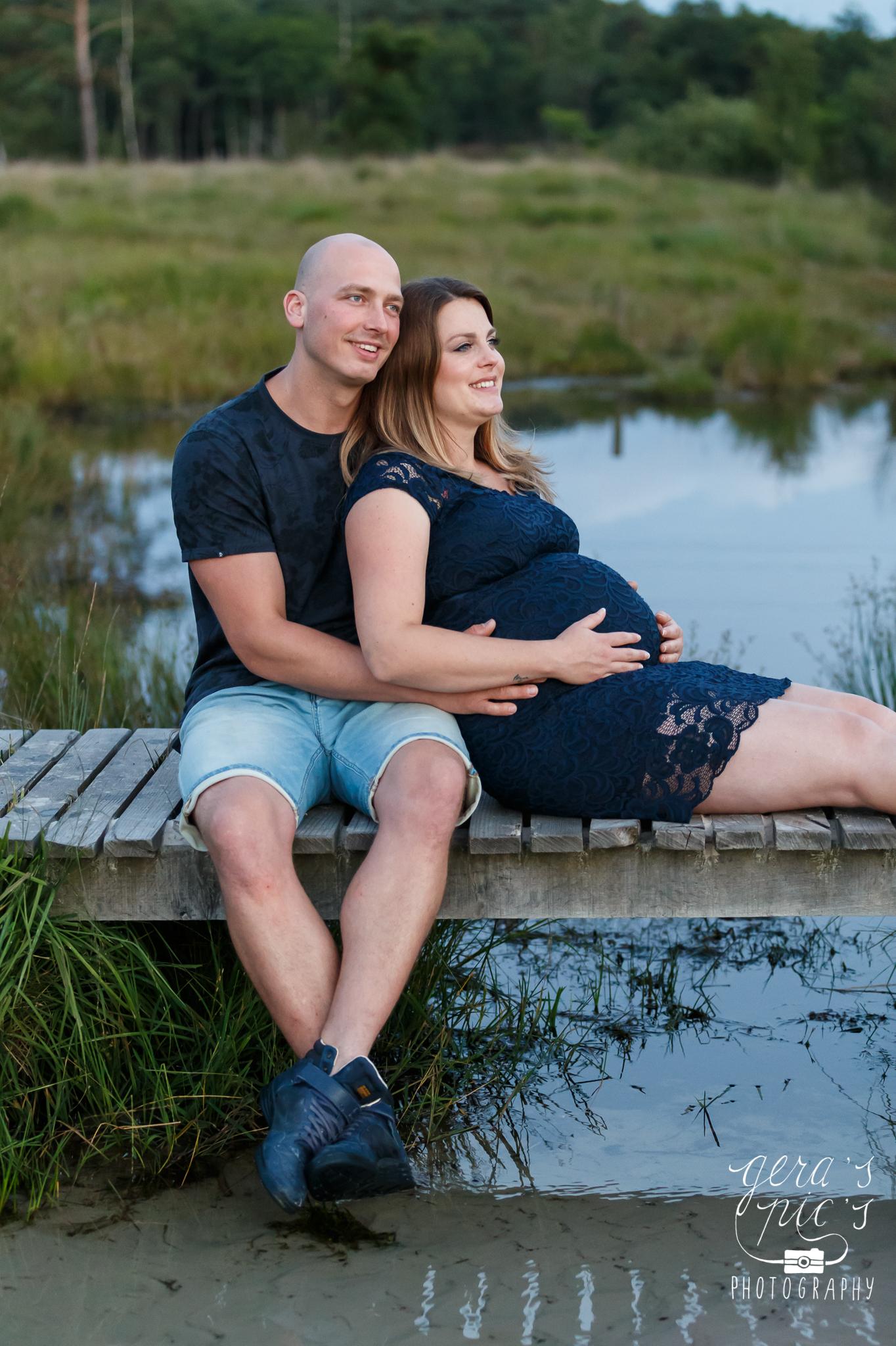 zwangerschapsshoot Gera's Pic's Photography Brunssum-10