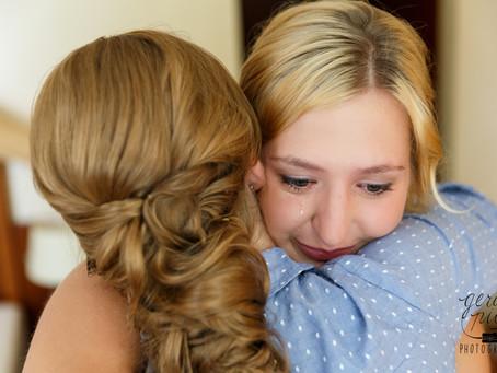 Wat gebeurt er met mijn make-up als ik huil op mijn trouwdag???