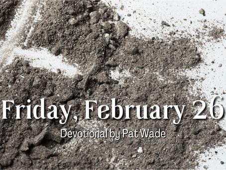 Day 9 - Friday, February 26