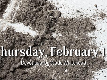 Day 2 - Thursday, February 18