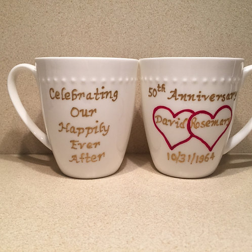 Celebrating Our Happily Ever After Anniversary