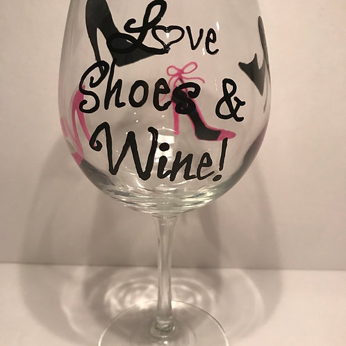 Love Shoes & Wine