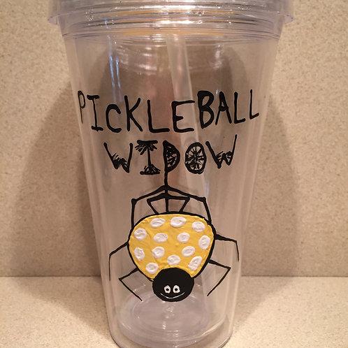 Pickleball Widow Glass/Mug