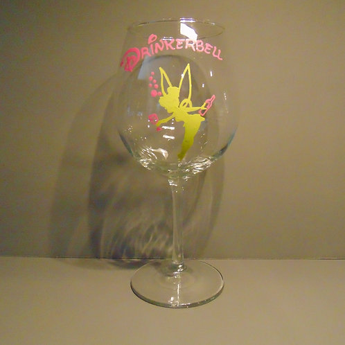 Drinkerbell glass