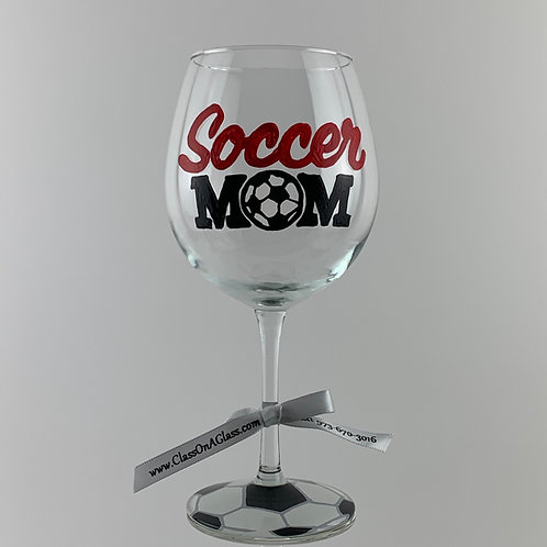 Soccer Mom football mom (any sport)