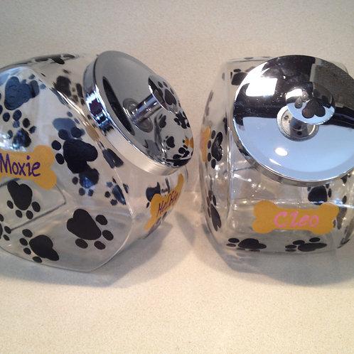 Dog/Pet Treat Jar