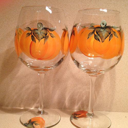 4 Pumpkins