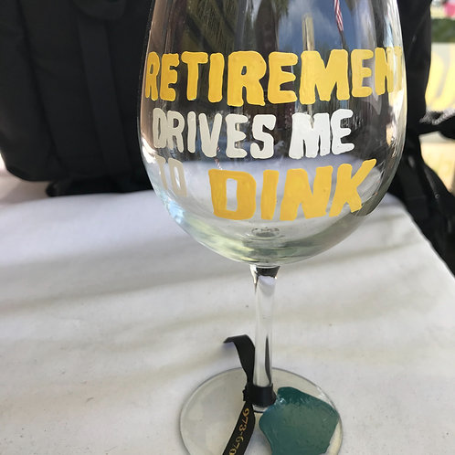 Retirement Drives Me To Dink