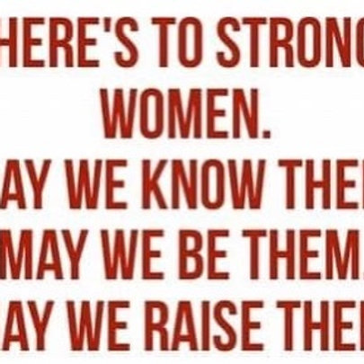 STRONG WOMEN BOGO