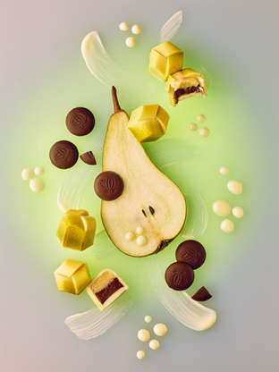Pastry by Norman Hunziker