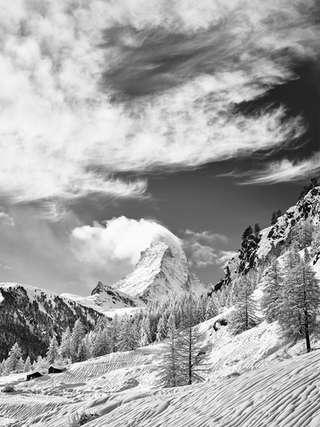 les grandes tables de suisse | Matterhorn