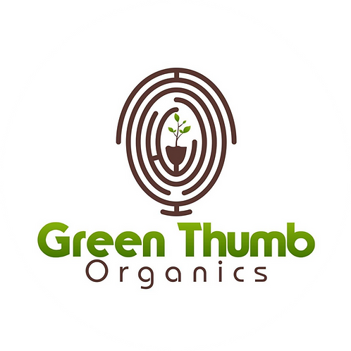 Green Thumb Organics Stickers