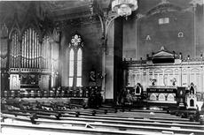 Old Trinity Sanctuary