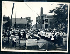 Laying of the Cornerstone Service