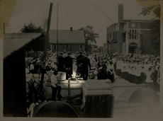 Ceremony of the Laying of the Cornerstone