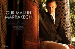 OUR MAN IN MARRAKECH