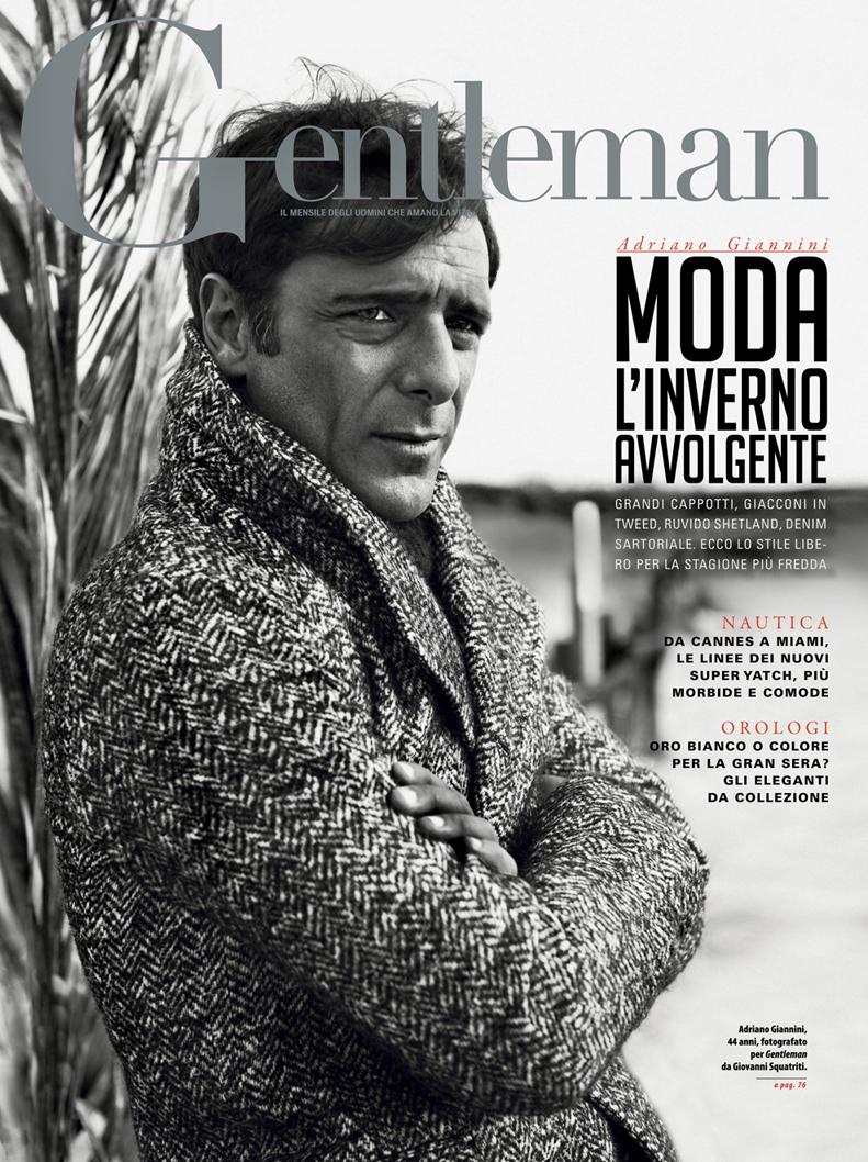 Gentleman Italia Cover Story