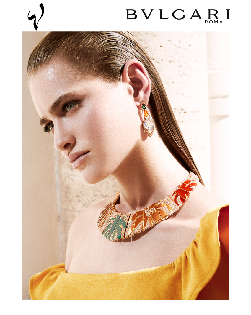 bulgari laha 2Bulgari Wild Pop high jewellery special editorial for Laha Magazine