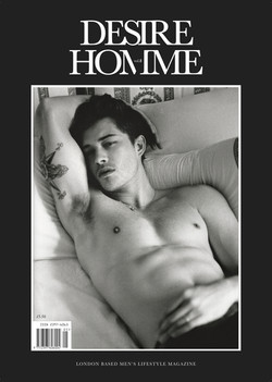 Francisco Lachowski for Desire Homme