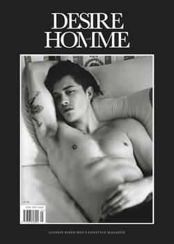 Francisco Lachowski for Desire Homme