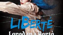 LIBERTÈ, LOREDANA BERTÈ NEW ALBUM COVER BY GIOVANNI SQUATRITI