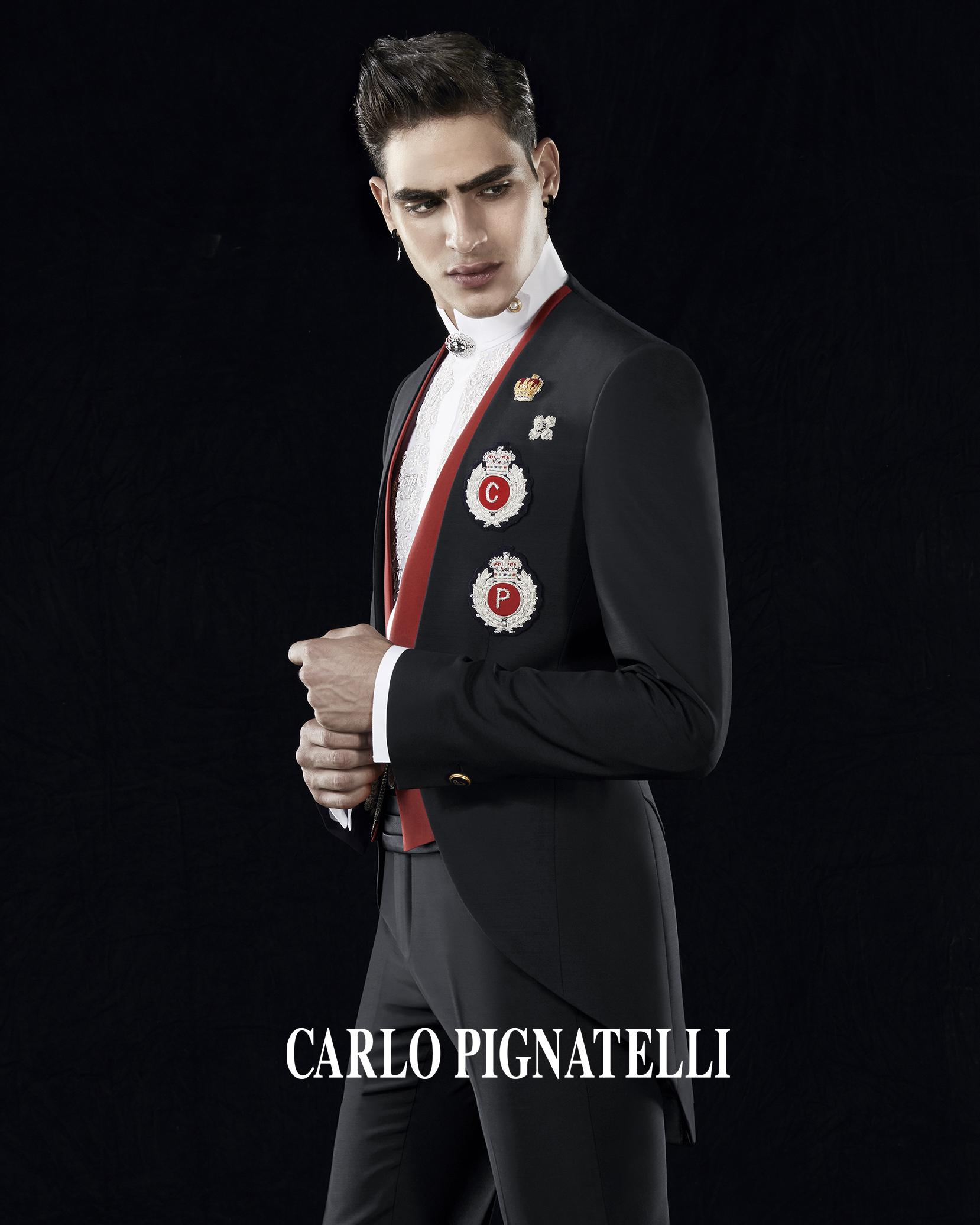 CARLO PIGNATELLI CERIMONIA 2018 ADV