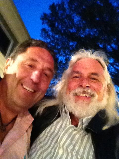 With Paulo Guerreiro.