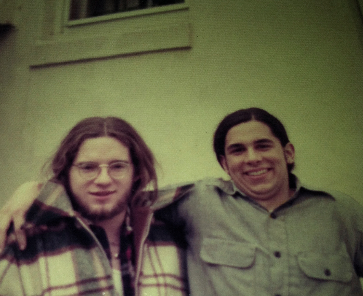 With Paul Unkert. 1974.