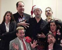 Christmas holiday movie murder mystery