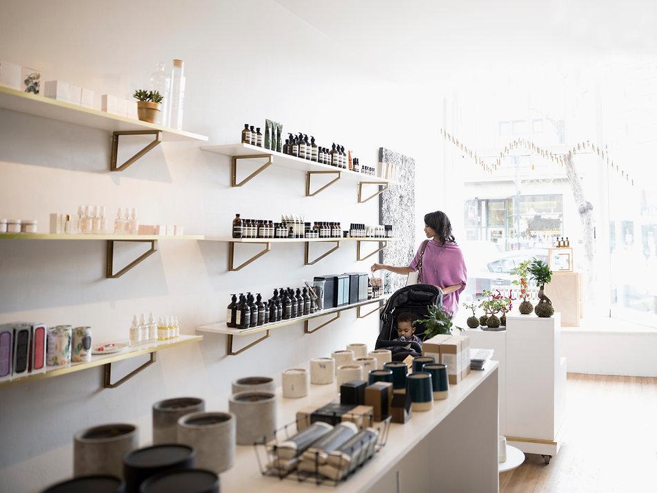 Makeup Store