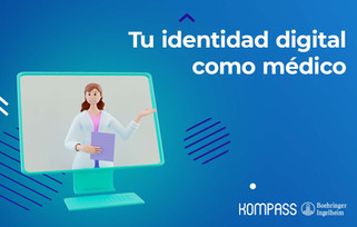 Consejos para construir tu identidad digital como médico