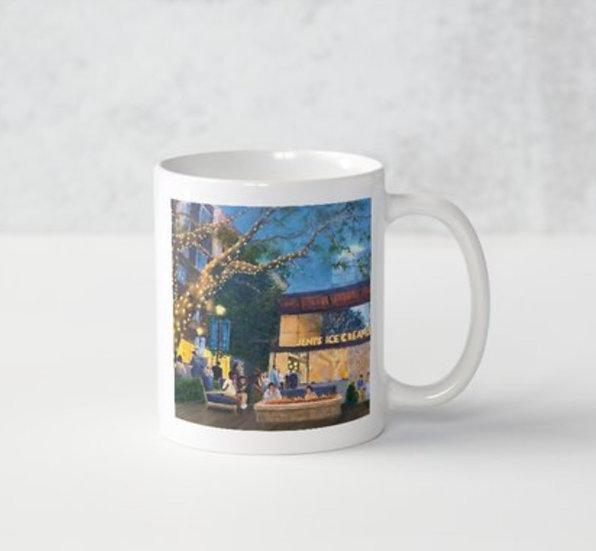 An Evening at Jeni's Mug