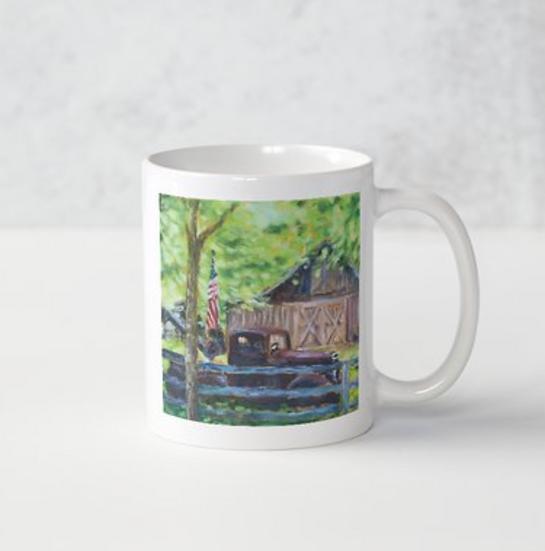 An American Dream Mug