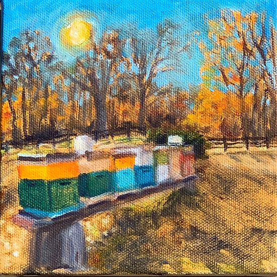 SOLD - Honey Bees
