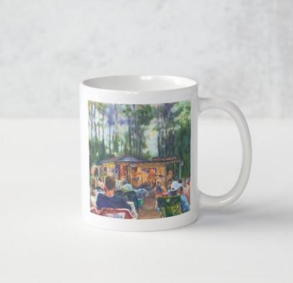 Waltzing Matildas Mug