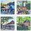 Thumbnail: Discovering Milton Coaster Set