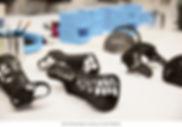 HP 3D Printer Samples Parts