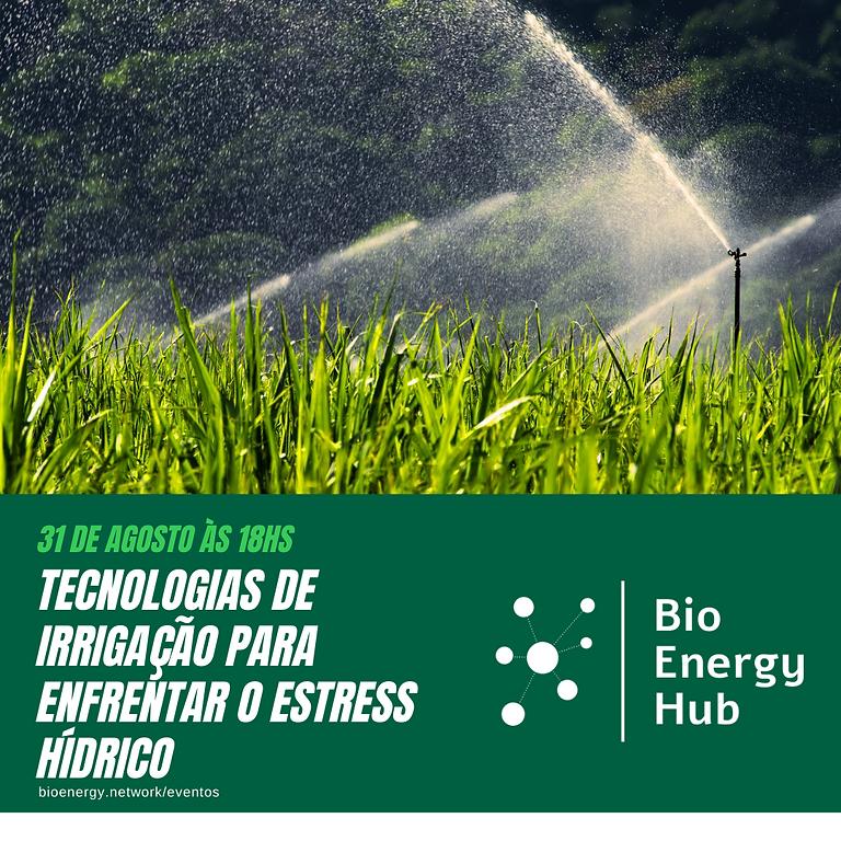 Tecnologias de Irrigação para Enfrentar o Estresse Hídrico