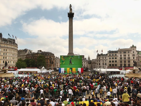 Top spots in London to watch the Euros this summer
