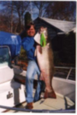 Captian Gary of Sunrise Fishing Charters